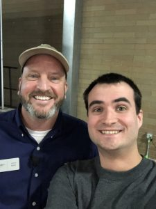 I met Jason Miller at the NW Aviation Conference